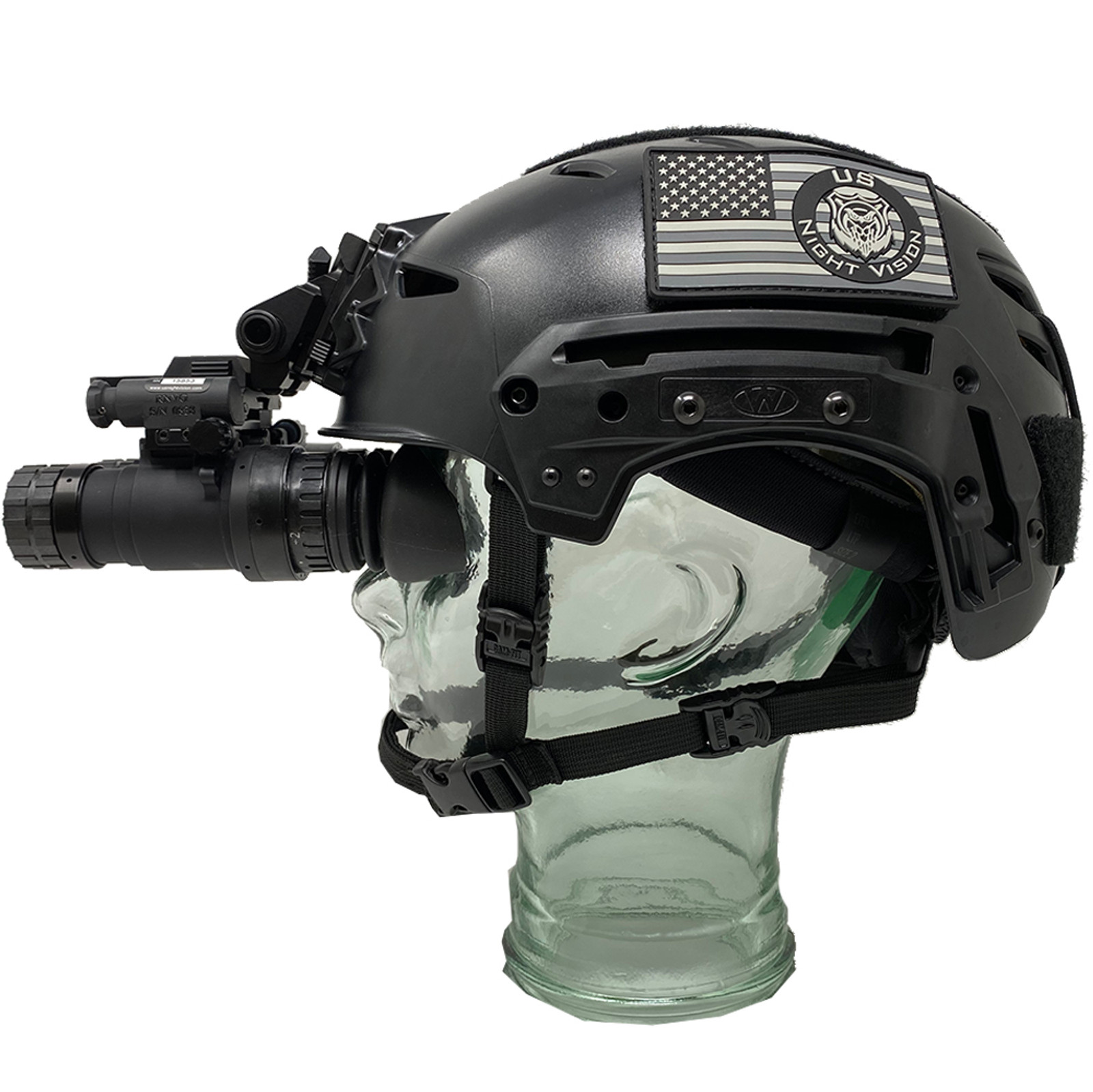 RNVG - White Phosphor / YH Grade / Dual Tube Night Vision Goggle