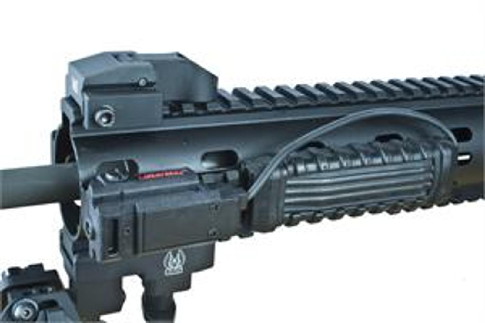 Civilian Legal IR (Infrared) Laser Rifle Kit