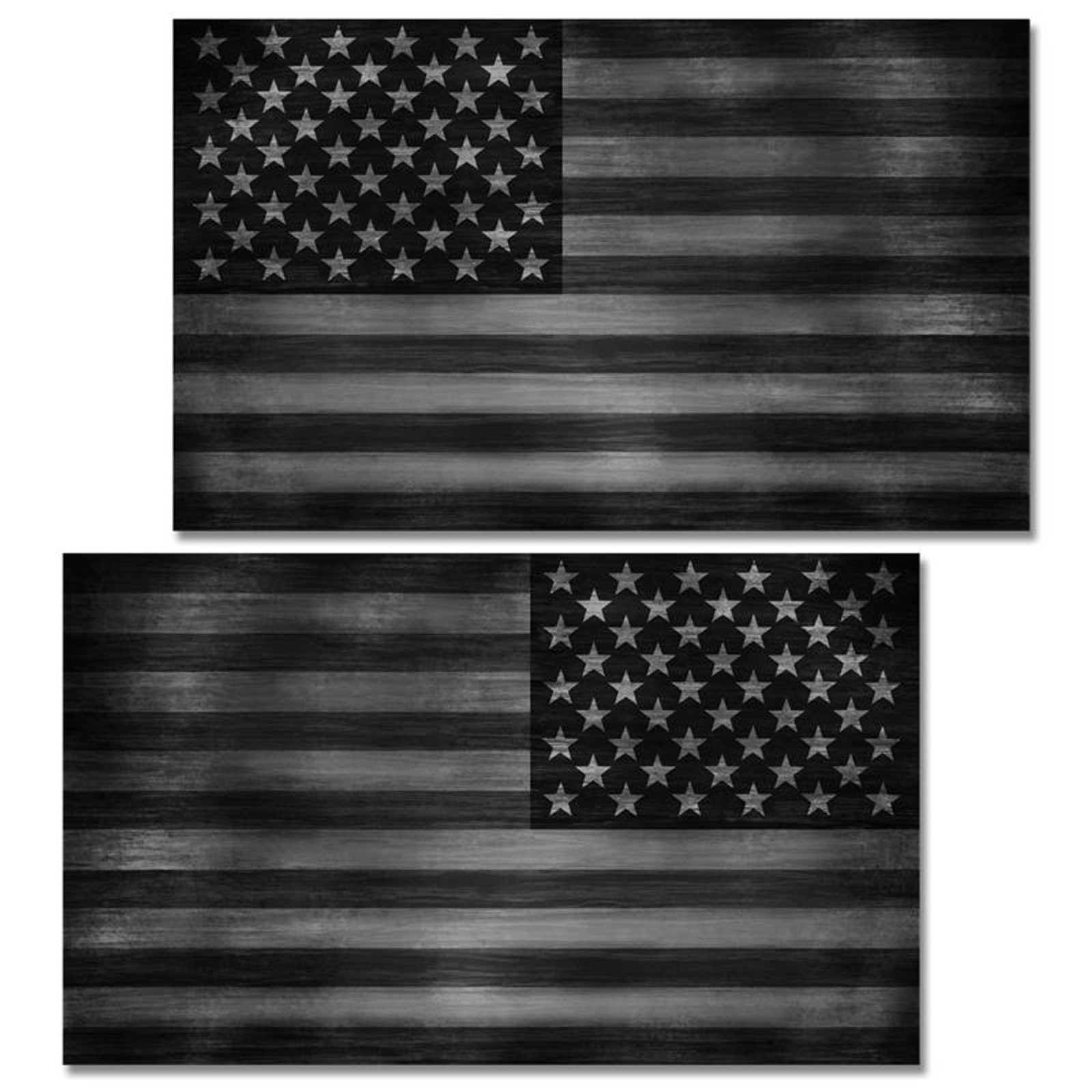 Patriot Stealth Black Flag