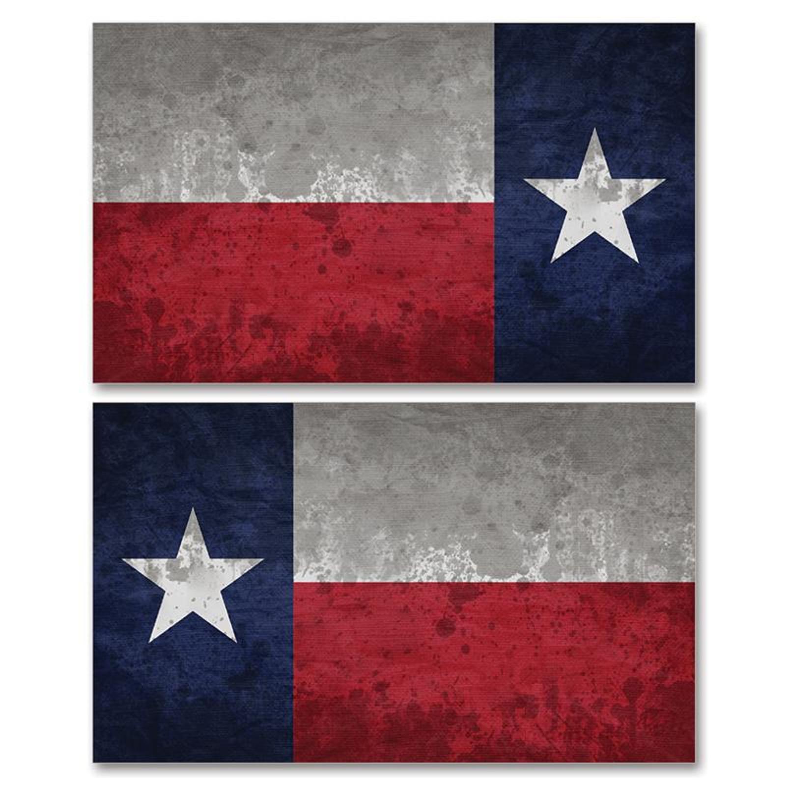 Texas RWB Flag