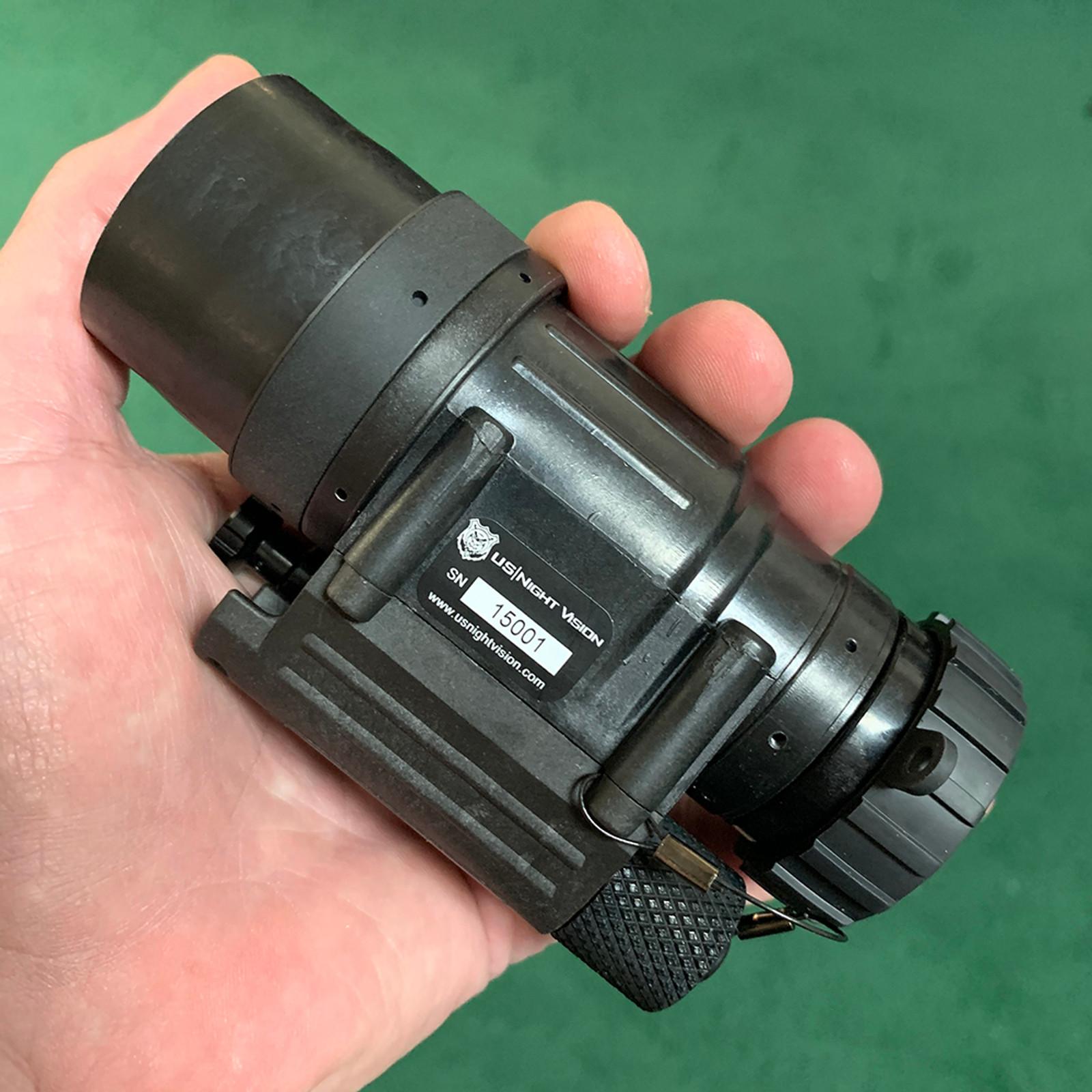AN/PVS-14A GEN III Auto-Gated Green Phosphor
