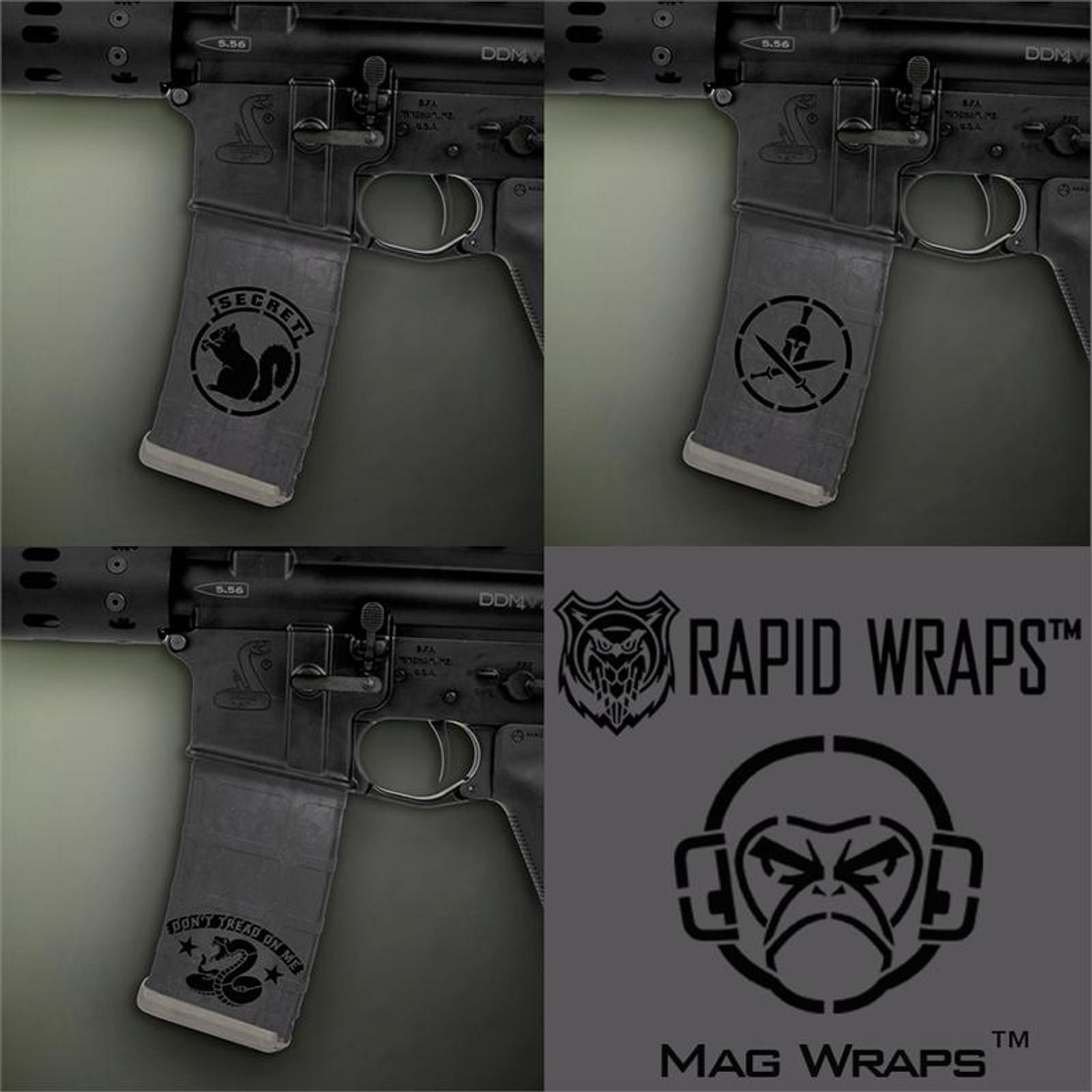 Gun Metal Black Variety Pack