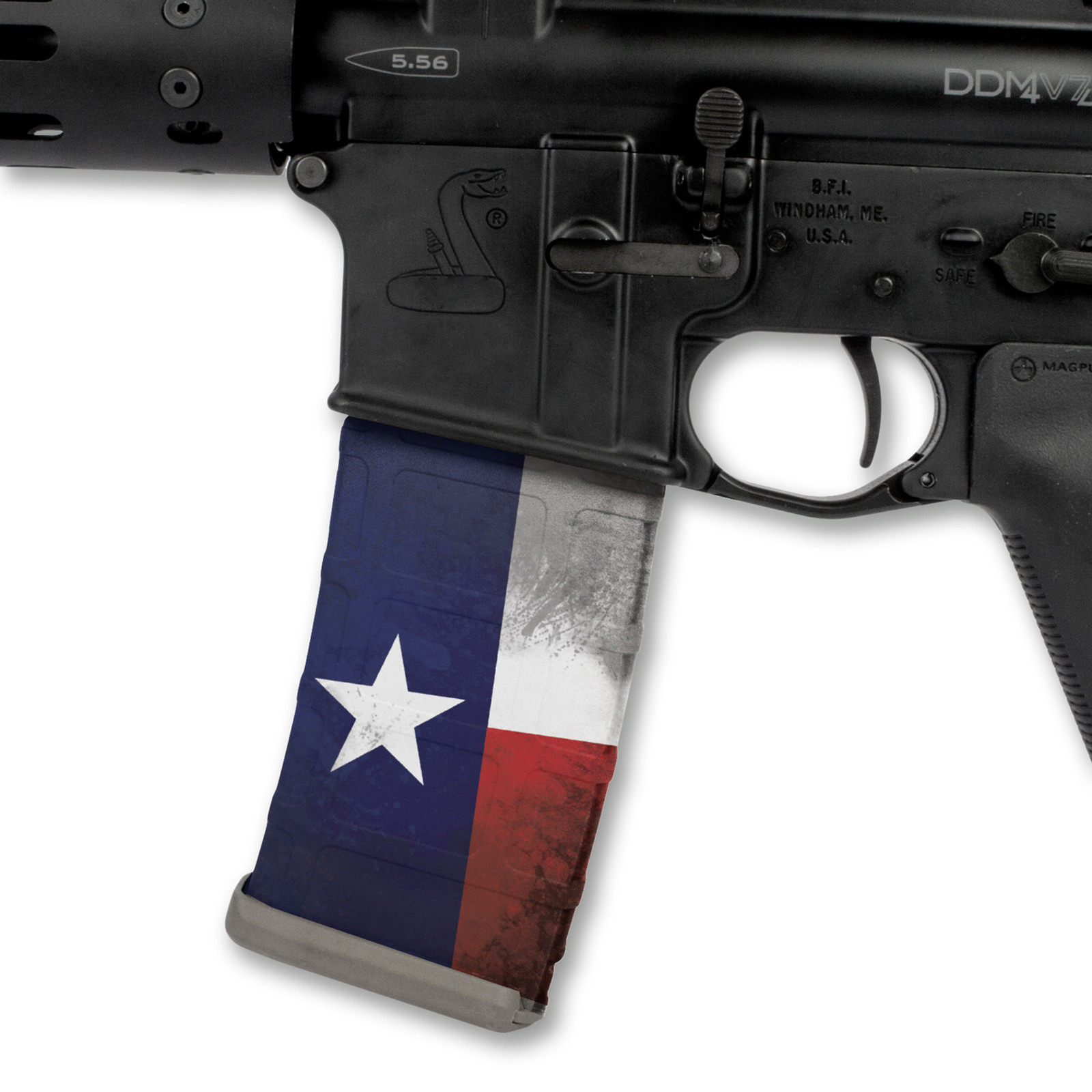 Texas Flag Subdued