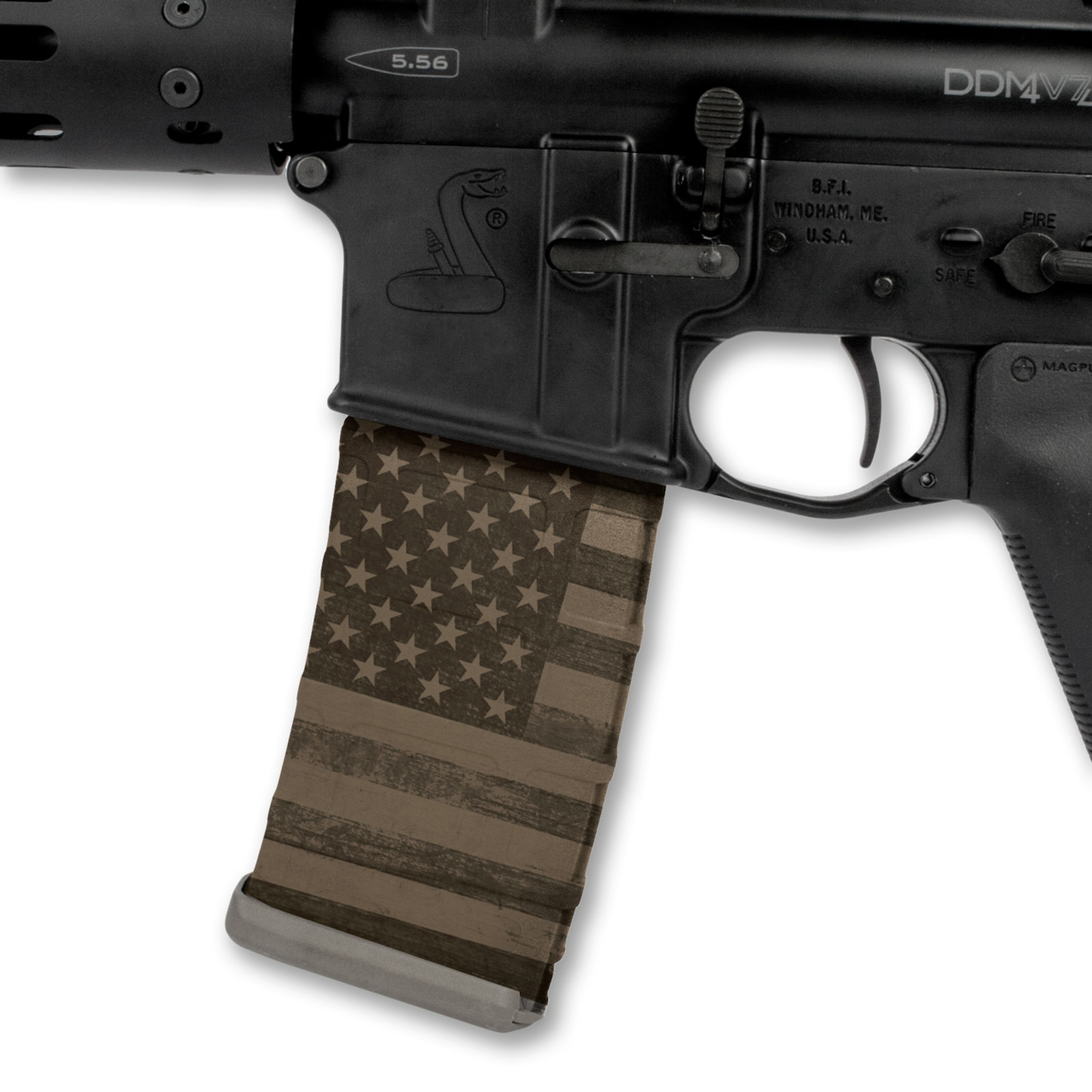 Patriot FDE Flag