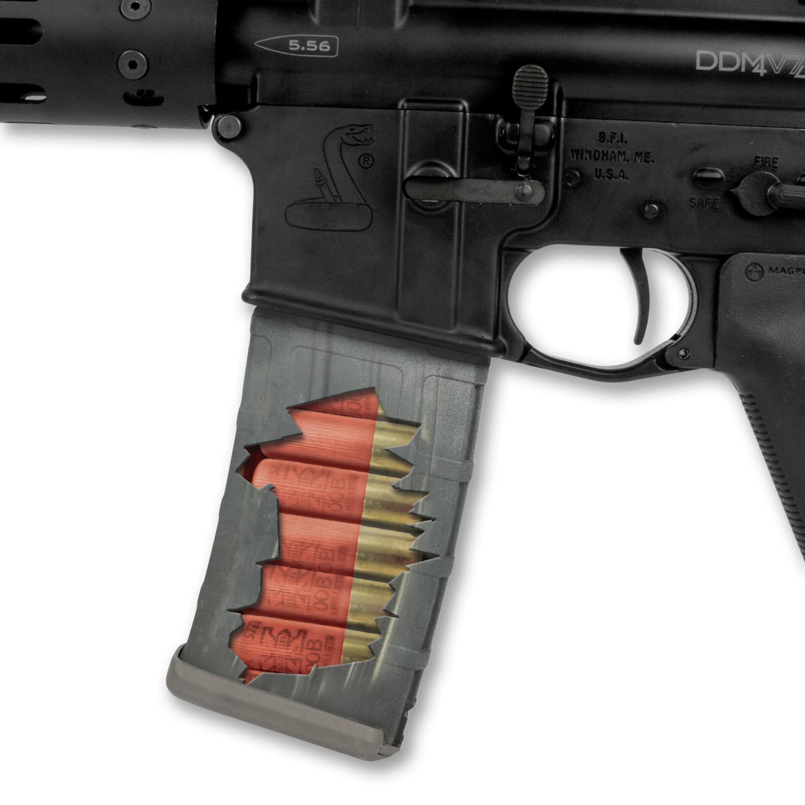 Shotgun 00Buck