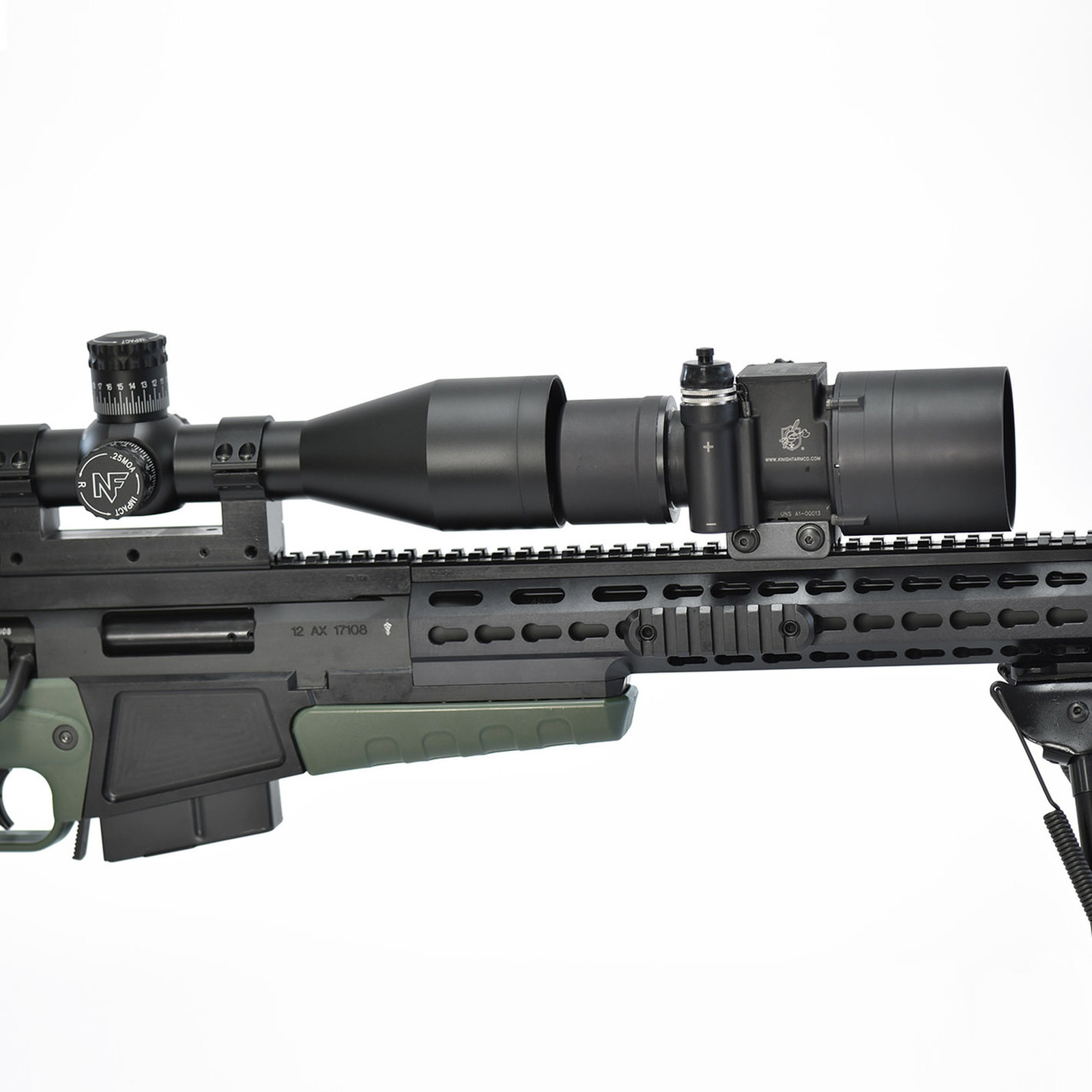 Knight Vision® AN/PVS-22 Night Vision Weapon Sight