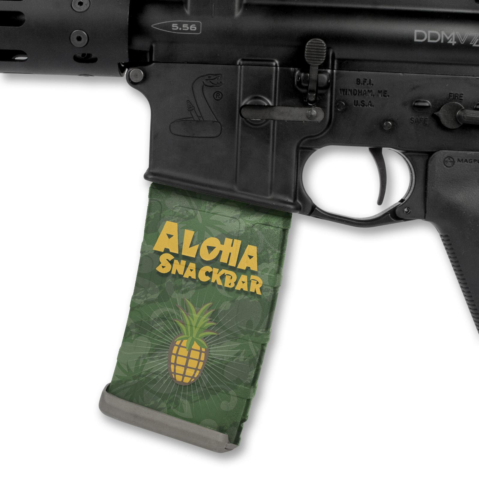 Aloha Snackbar