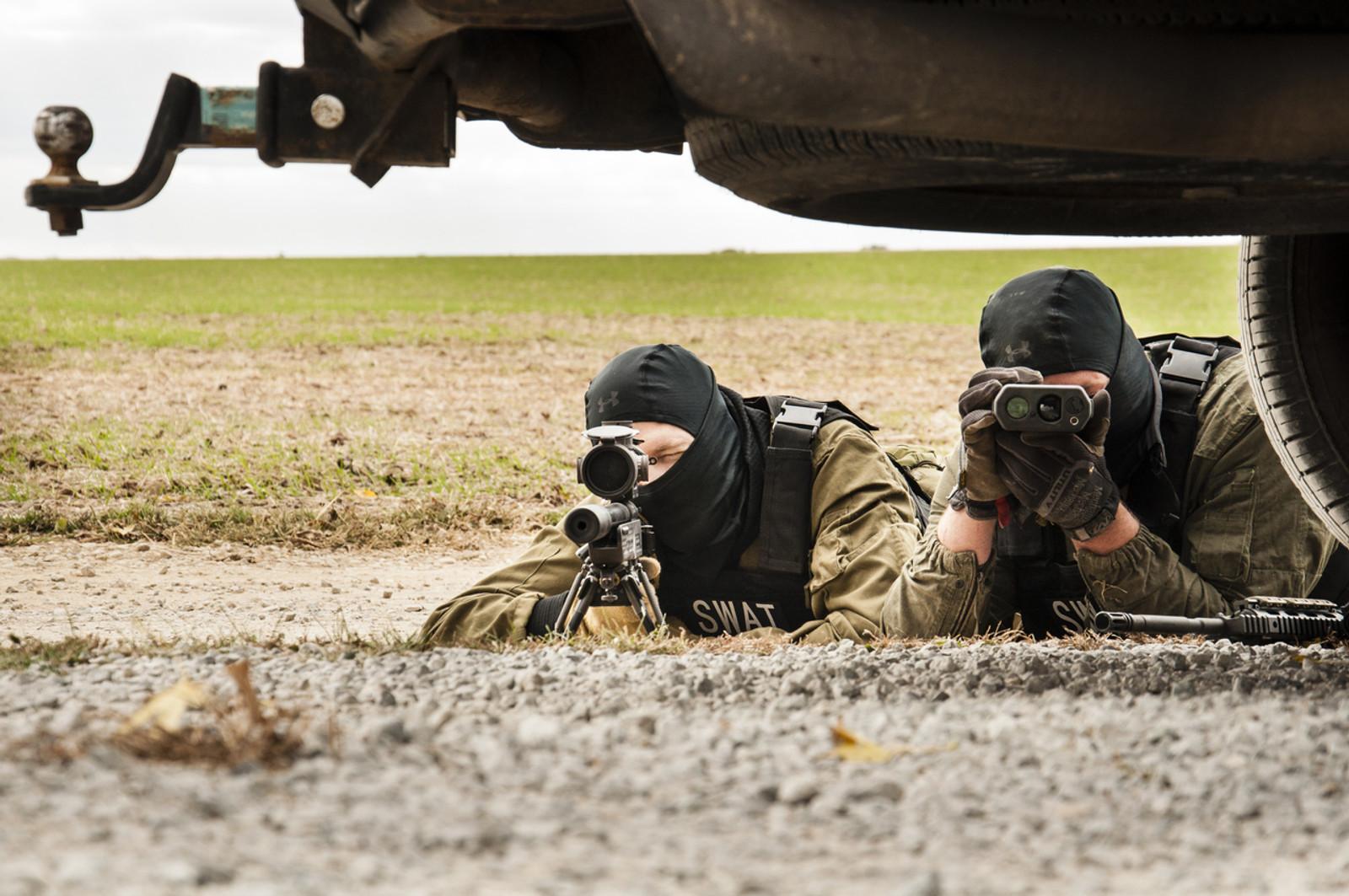 TruPulse Tactical Laser Rangefinder