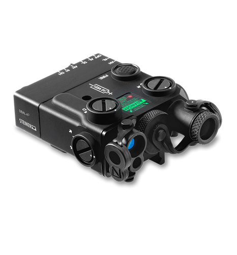 DBAL-A3 Civilian Dual Beam Aiming Laser - Advanced 3