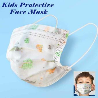 Kids Size Ear Loop Face Masks * 50/Pk *