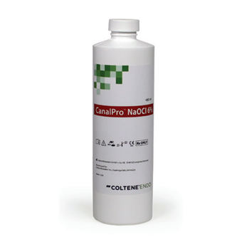 CanalPro NaOCl Endo Irrigation Solution 3%, 480ml