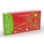 Blossom Green Nitrile Exam Gloves WITH ALOE VERA 100/Box