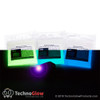 Glow Powder Coarse Kit + UV Light