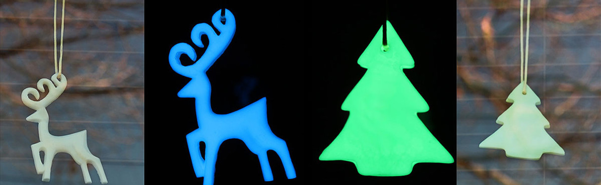 How to make a Cast Glow in the Dark Object with Resin