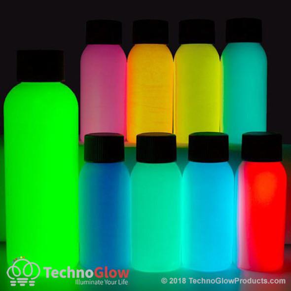 glow paint set