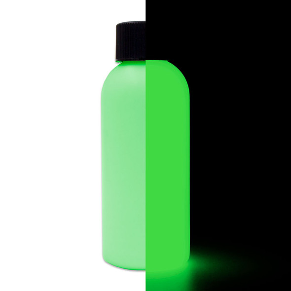 green uv paint