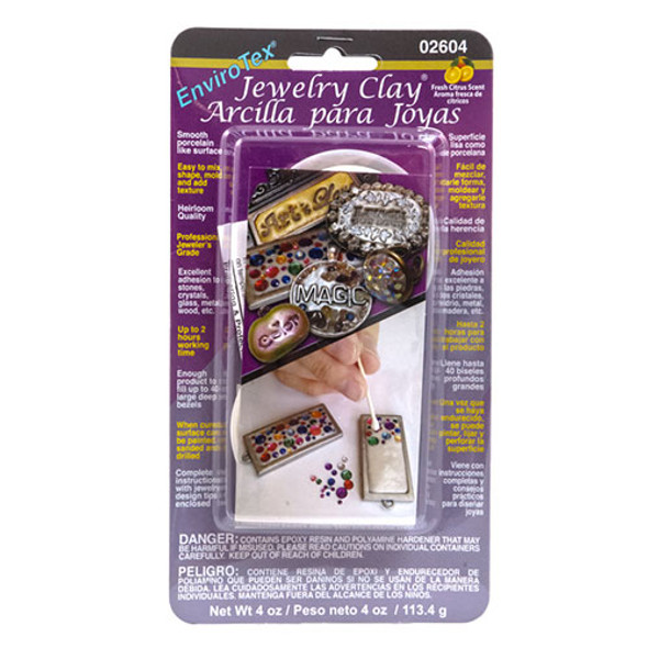 Jewelry Clay Kit - 4 oz. Kit