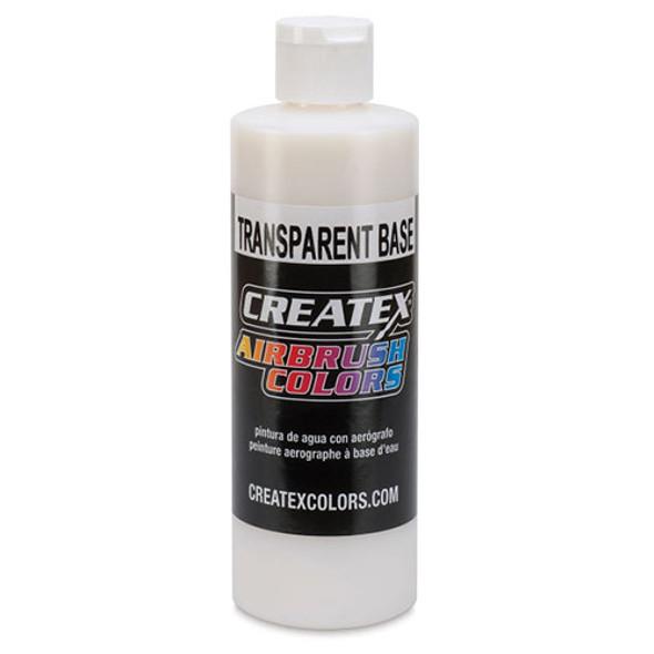 transparent base paint by createx colours
