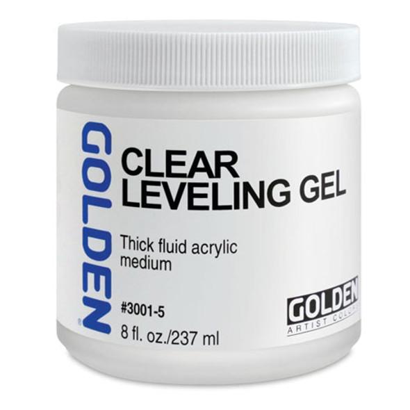 Self Leveling Clear Gel 8 fl. oz.