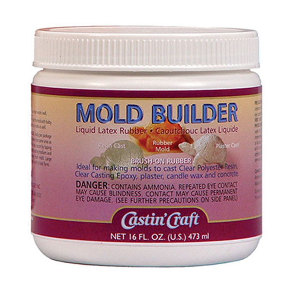for latex mold making Quick drying