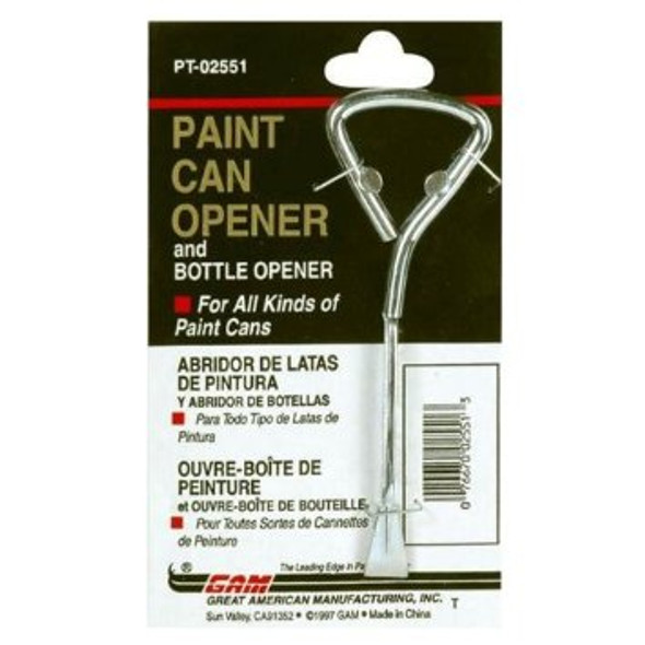 Paint Can Opener