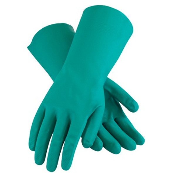 Medium Chemical Resistant Nitrile Gloves