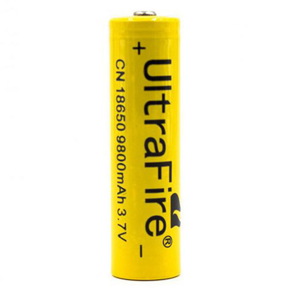 18650 3.7v Li-ion Rechargeable Battery 9800mAh