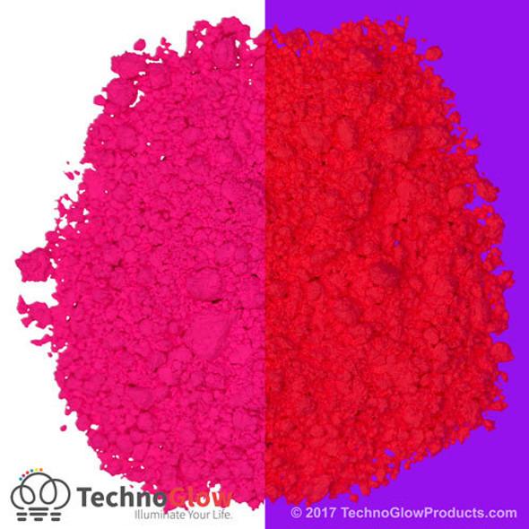 magenta glow tint powder
