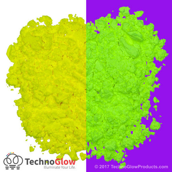 yellow fluorescent powder