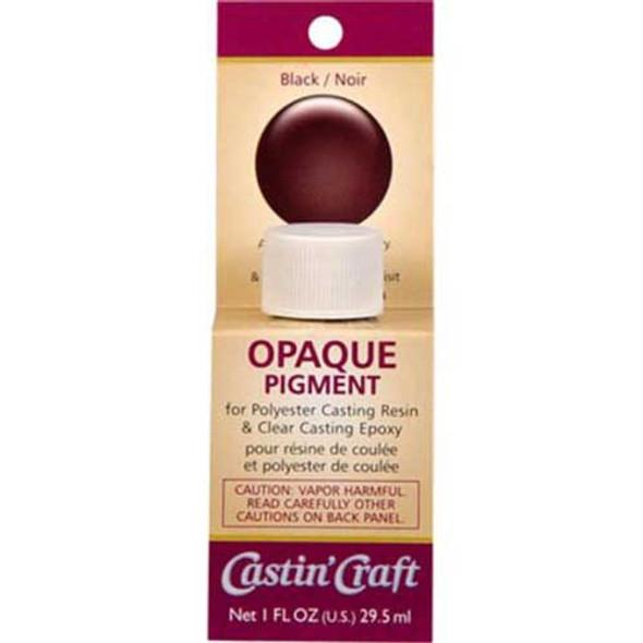 Black Dye for Resin & Epoxy - Opaque