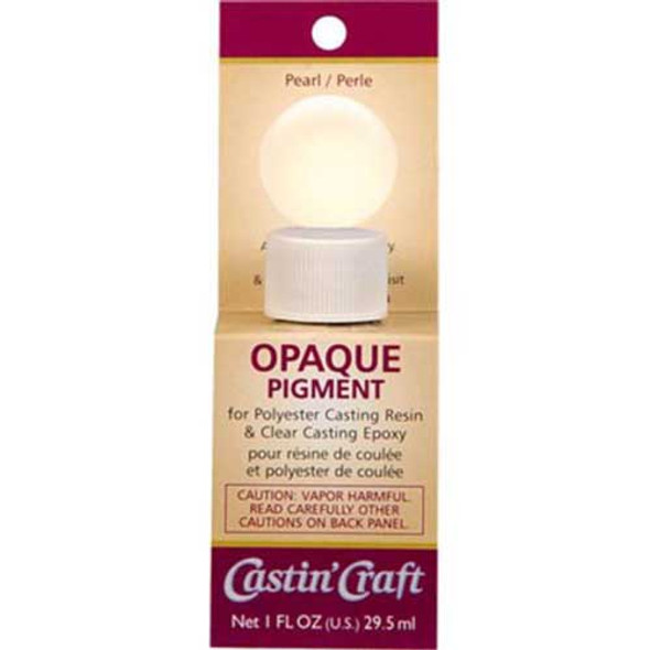 Pearl Dye for Resin & Epoxy - Opaque