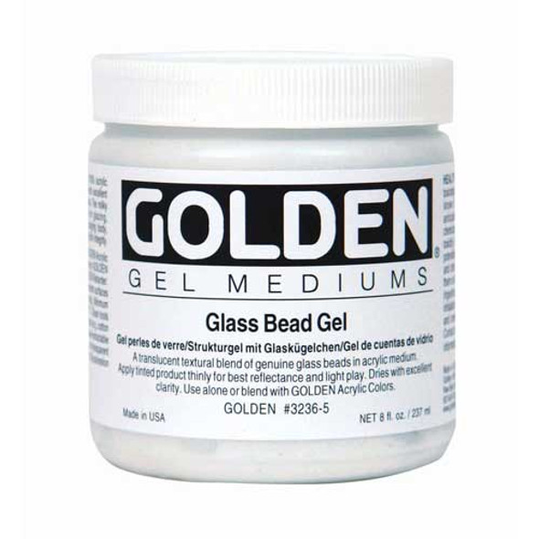 Glass Bead Gel Medium