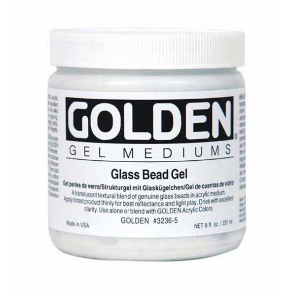 Glass Bead Gel Medium