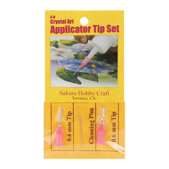 applicator tips