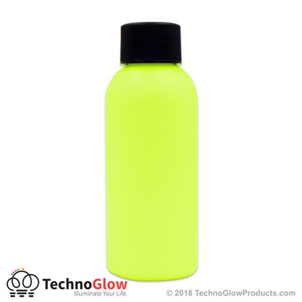 yellow glow paints