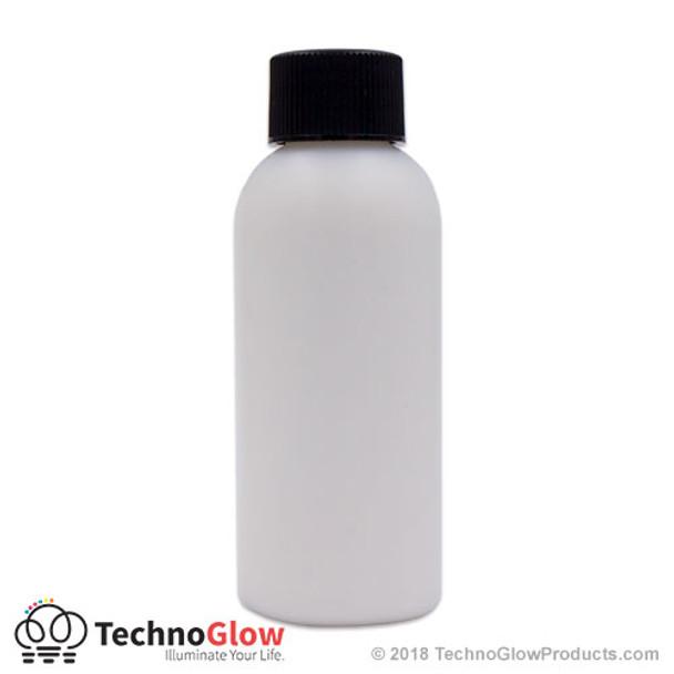 white uv paint glow