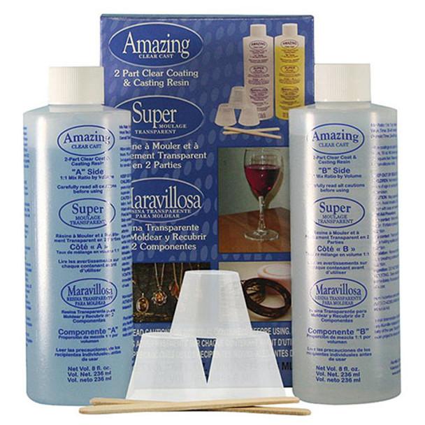Alumilite clear resin
