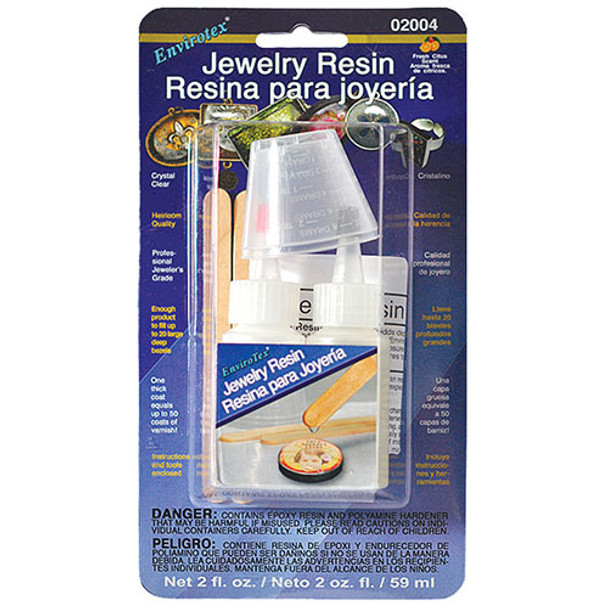 jewelry resin kit enviro tex