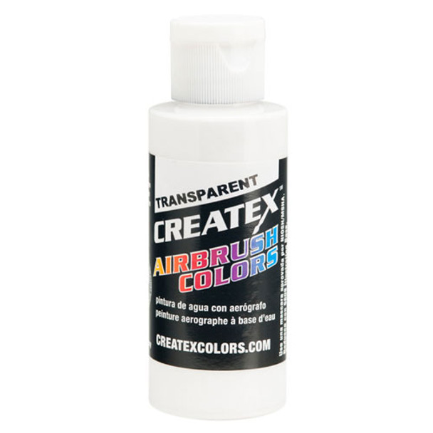 Transparent White Airbrush Paint