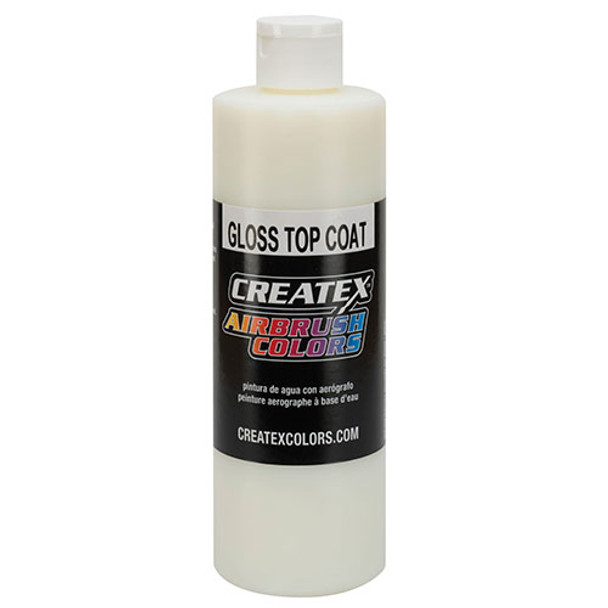 airbrush gloss paint top coat
