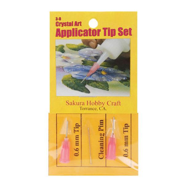 applicator tips