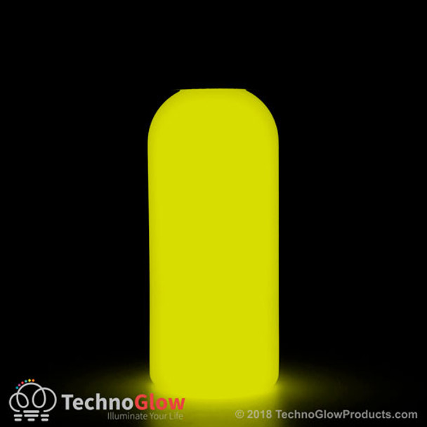 yellow photo luminescent paint
