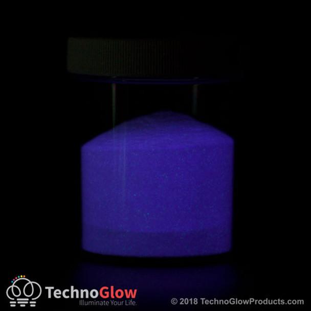 violet glow powder pigment