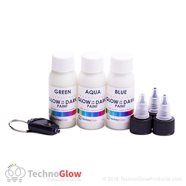 Phosphorescent Paint Kit