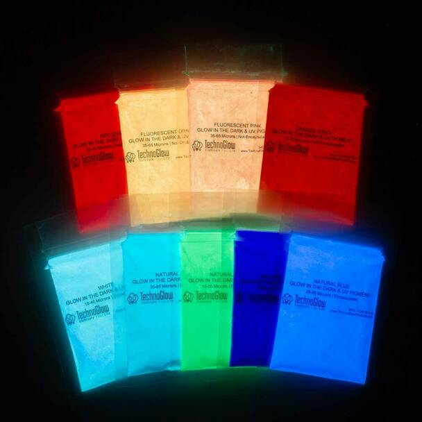 Glow in the Dark Powder - Clearance Sale