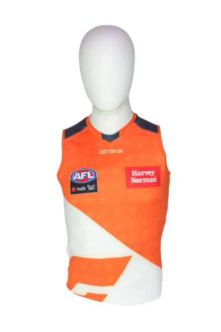 GIANTS 2018 AFLW Adult Home Guernsey