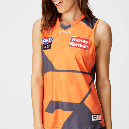 GIANTS 2020 AFLW Adult Home Guernsey
