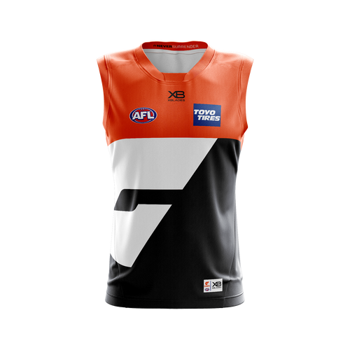 GIANTS 2020 Mens AFL Home Guernsey