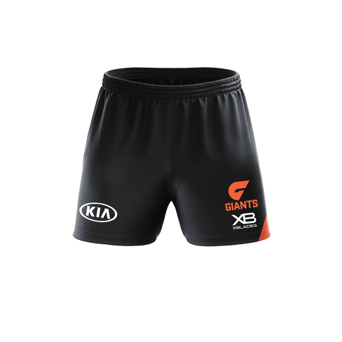 GIANTS 2020 AFL Ladies Training Shorts