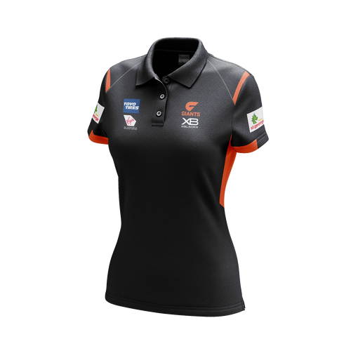 GIANTS 2020 Ladies AFL Media Polo